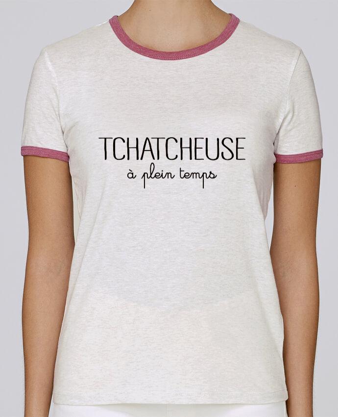 T-shirt Femme Stella Returns Tchatcheuse à plein temps pour femme par Freeyourshirt.com