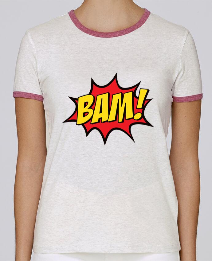T-shirt Femme Stella Returns BAM ! pour femme par Freeyourshirt.com