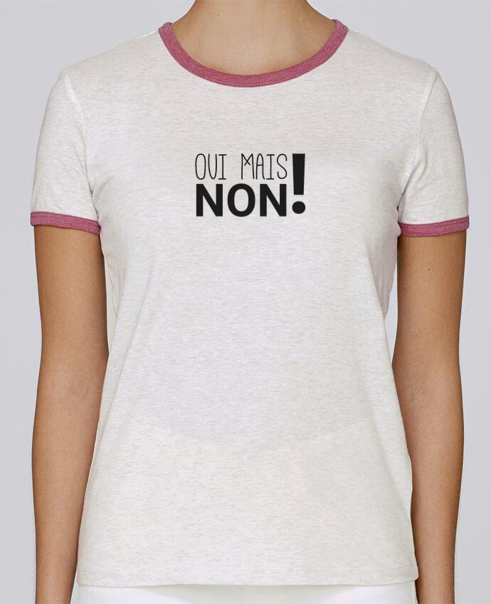 T-shirt Femme Stella Returns Oui mais non ! pour femme par tunetoo