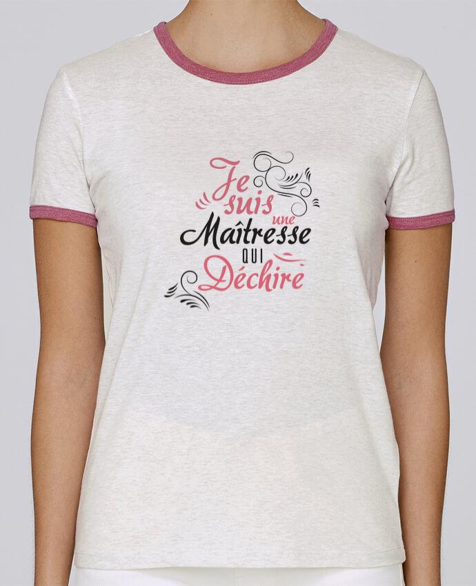 T-shirt Femme Stella Returns Je suis une maîtresse qui déchire pour femme par tunetoo