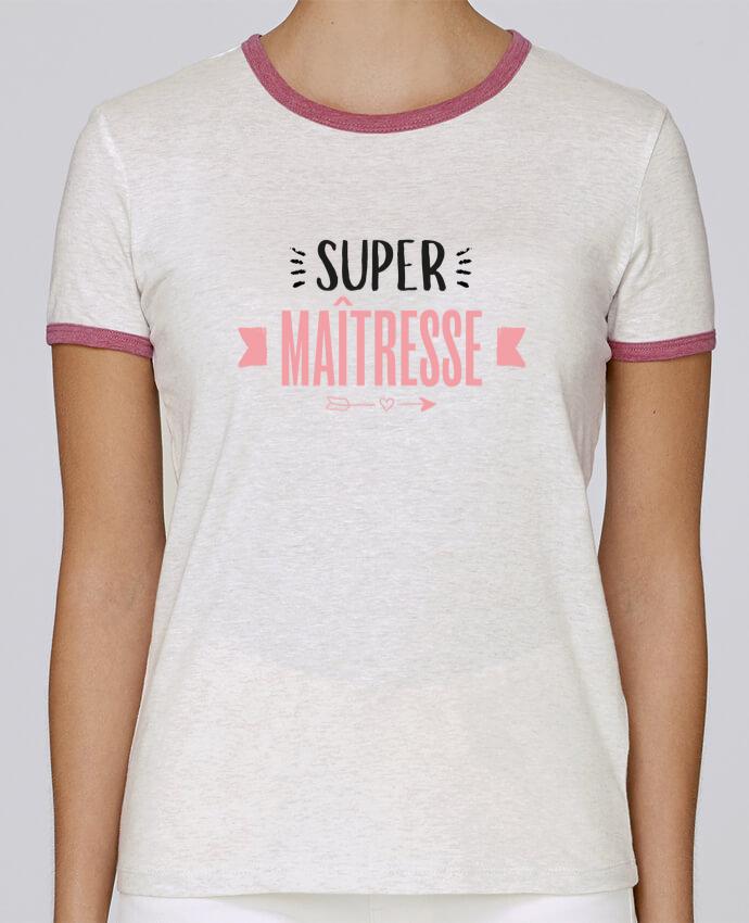 T-shirt Femme Stella Returns Super maîtresse !! pour femme par tunetoo