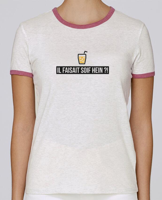 T-shirt Femme Stella Returns Il faisait soif hein ?! pour femme par tunetoo