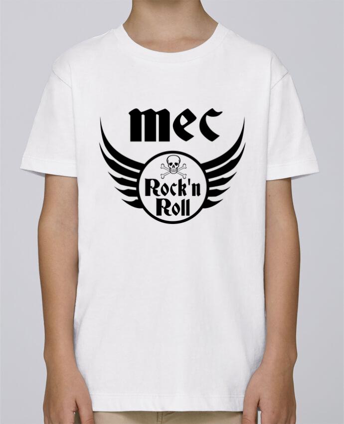Tee Shirt Garçon Stanley Mini Paint Mec rock'n roll par Les Caprices de Filles