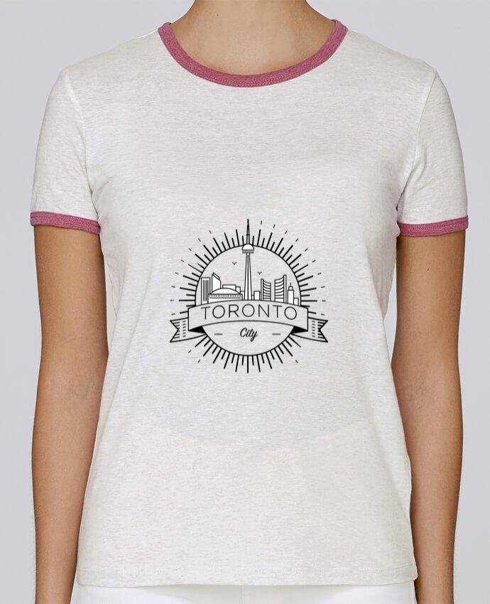 T-shirt Femme Stella Returns Toronto City pour femme par Likagraphe