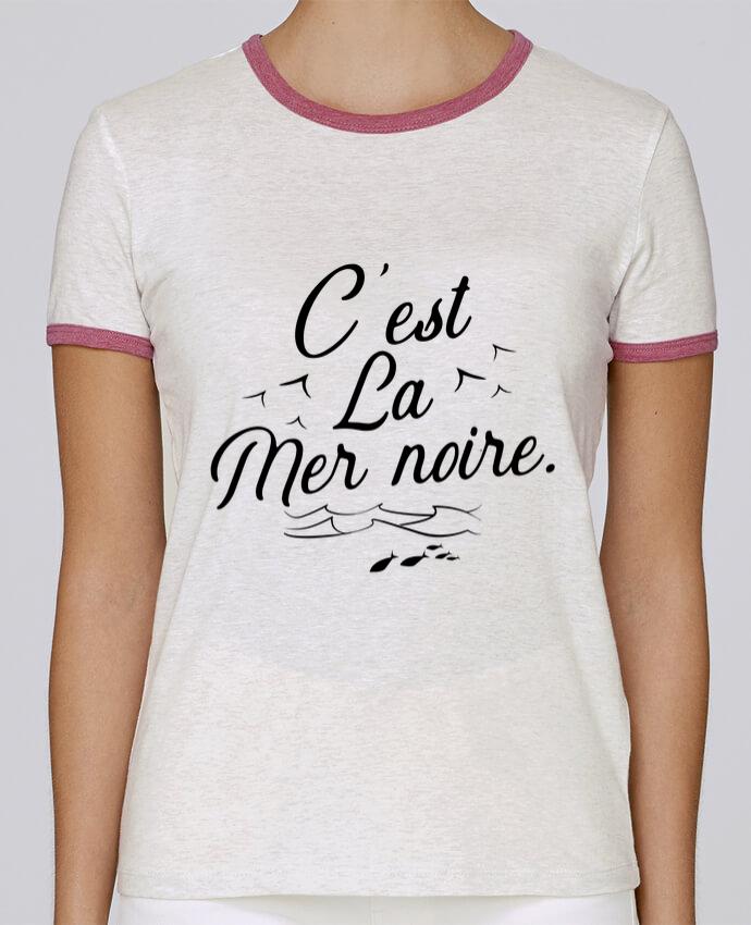 T-shirt Femme Stella Returns C'est la mer noire pour femme par Original t-shirt