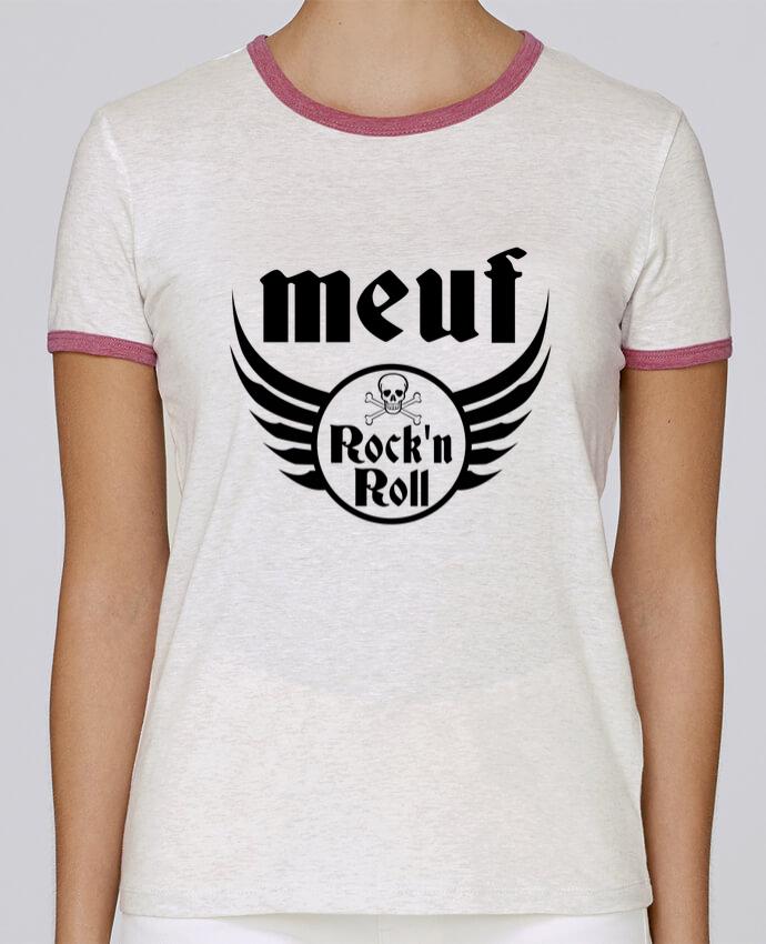 T Shirt Femme Stella Returns Meuf Rockn Roll Pour Femme Par Les Caprices De Filles