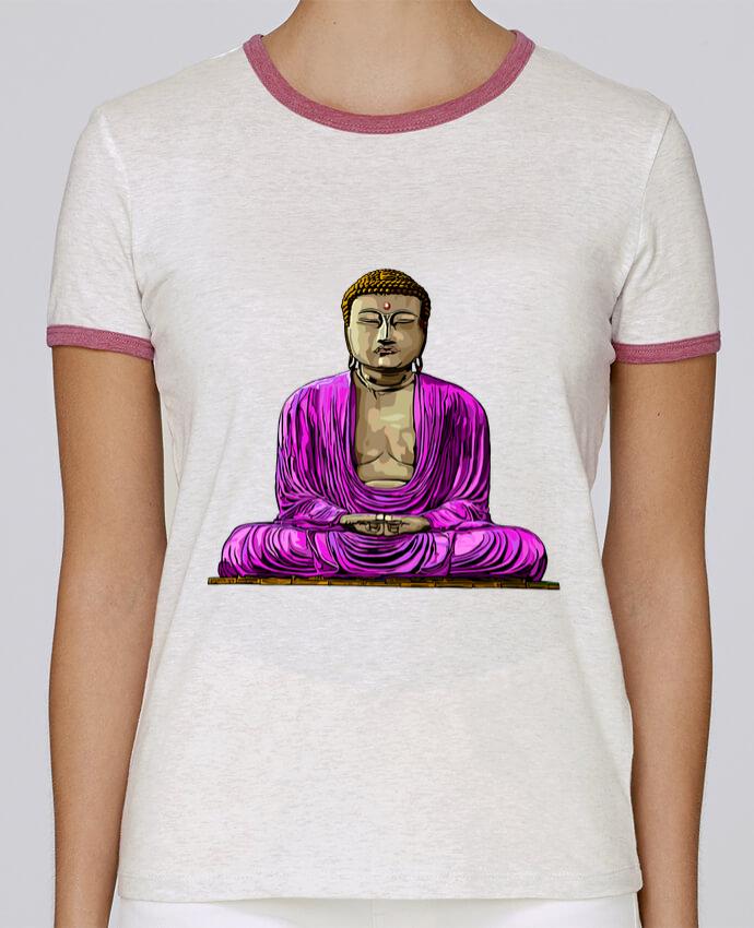 T-shirt Femme Stella Returns Bouddha Pop pour femme par Numartis