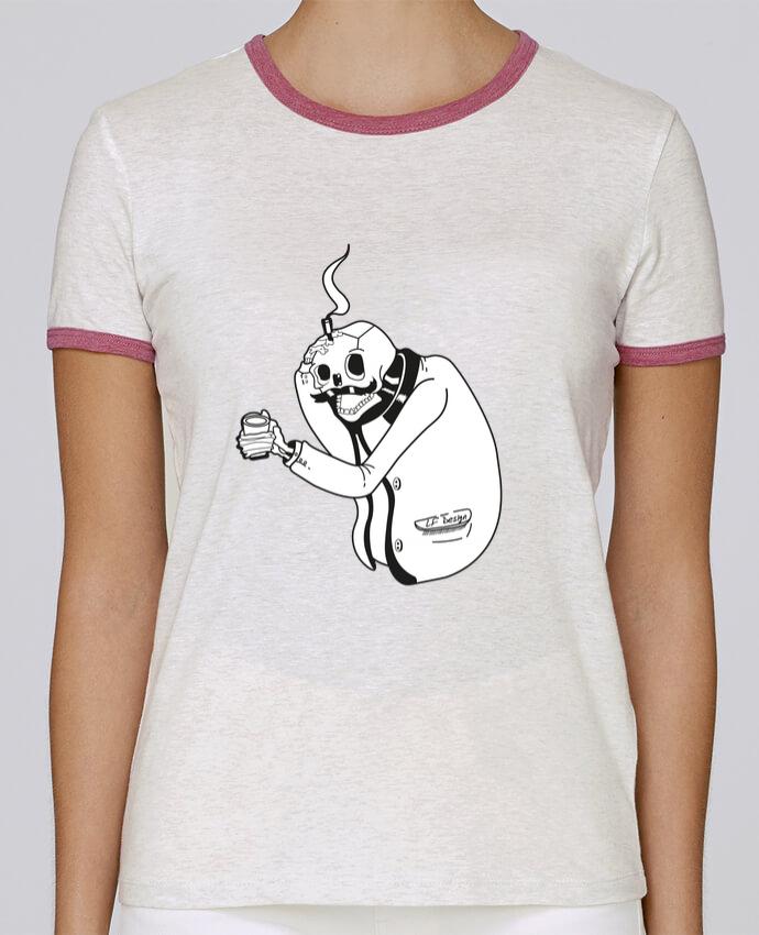 T-shirt Femme Stella Returns Tête de mort pour femme par LF Design