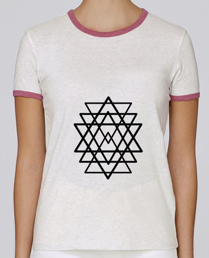 T Shirt Femme Stella Returns Tatouage Geometrique Pour Femme 100