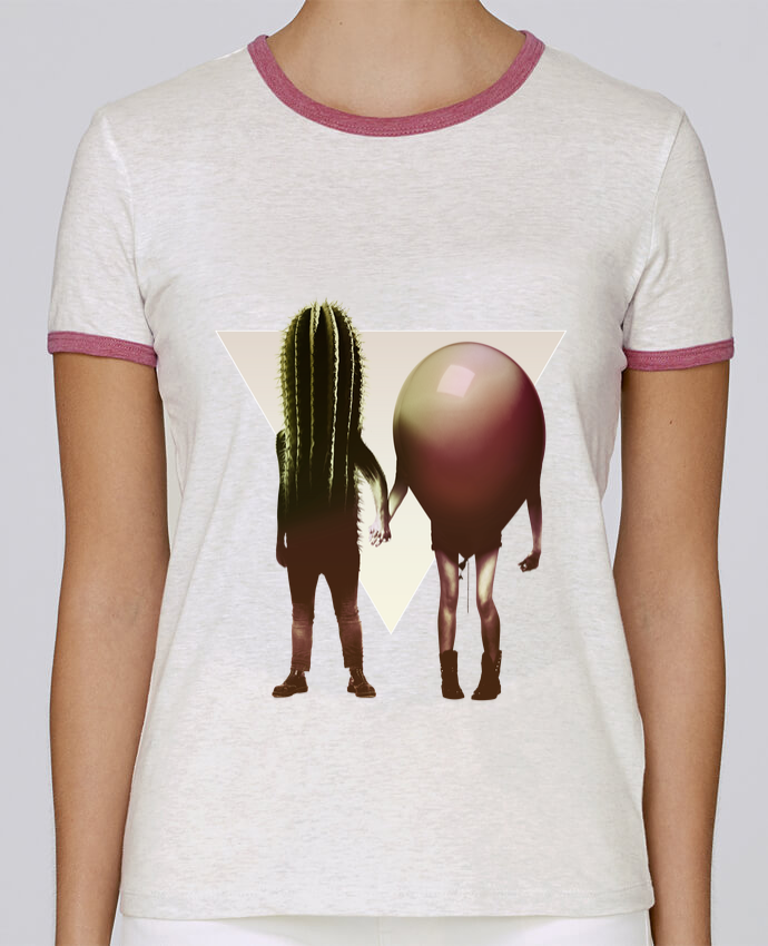 T-shirt Femme Stella Returns Couple Hori pour femme par ali_gulec