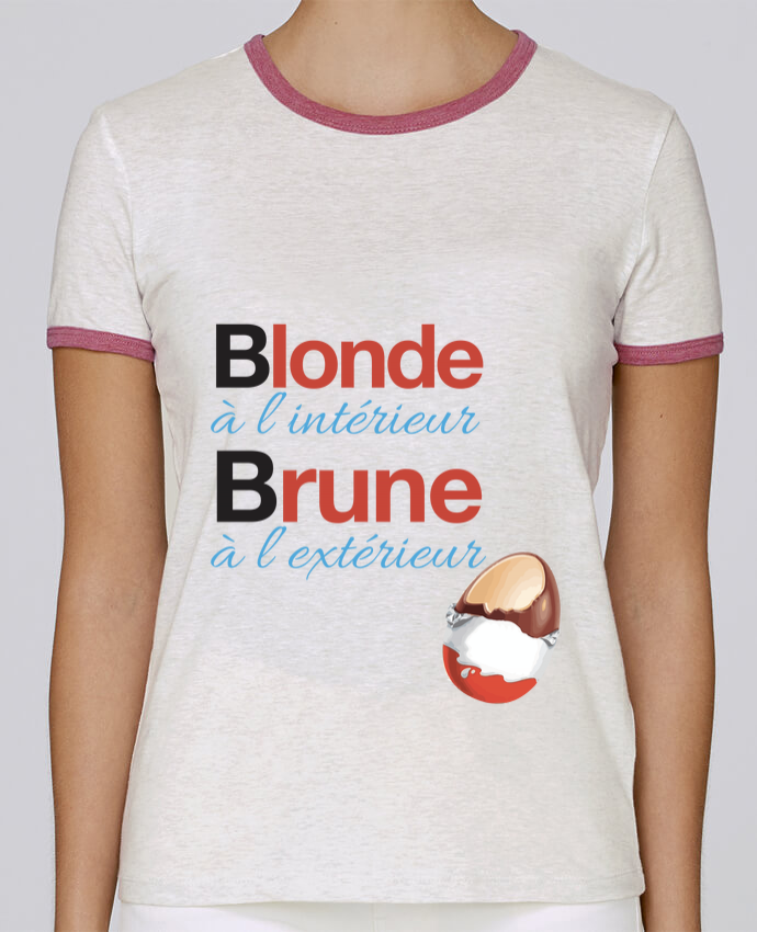 T-shirt Femme Stella Returns Blonde à l