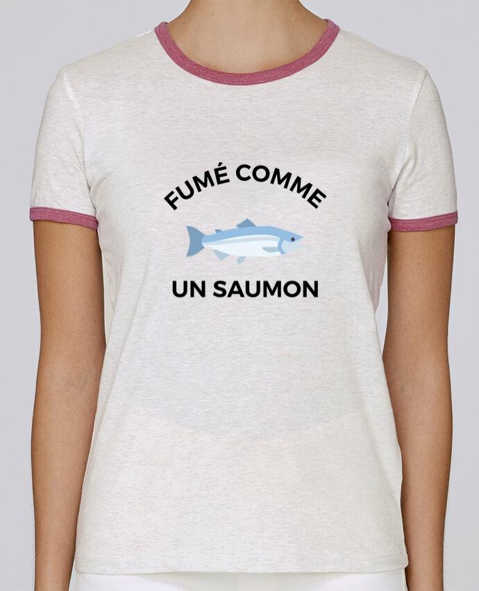 T-shirt Femme Stella Returns fumé comme un saumon pour femme par Ruuud f3cef0534930