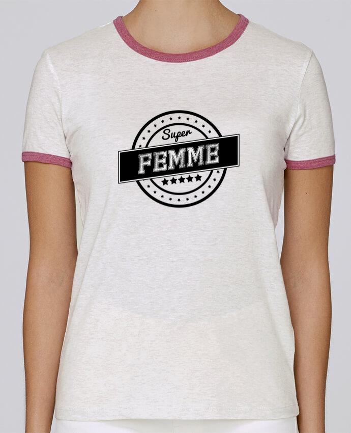 T-shirt Femme Stella Returns Super femme pour femme par justsayin