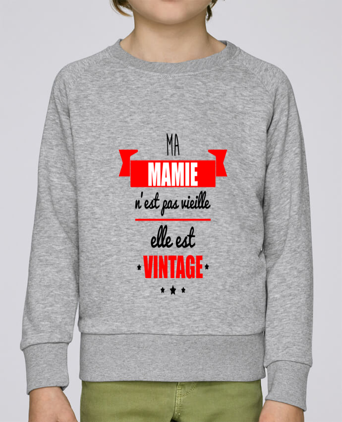 Sweat Col Rond Enfant Stanley Mini Scouts Ma mamie n