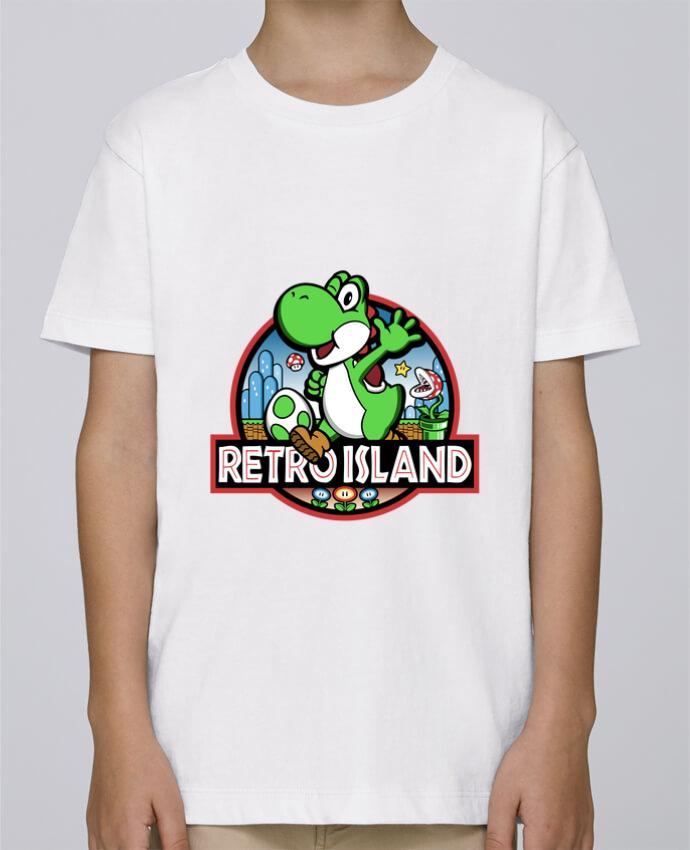 Tee Shirt Garçon Stanley Mini Paint Retro Park par Kempo24