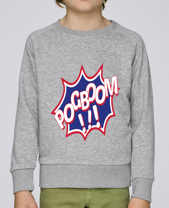 Sweat Col Rond Enfant Stanley Mini Scouts POGBOOM par tunetoo