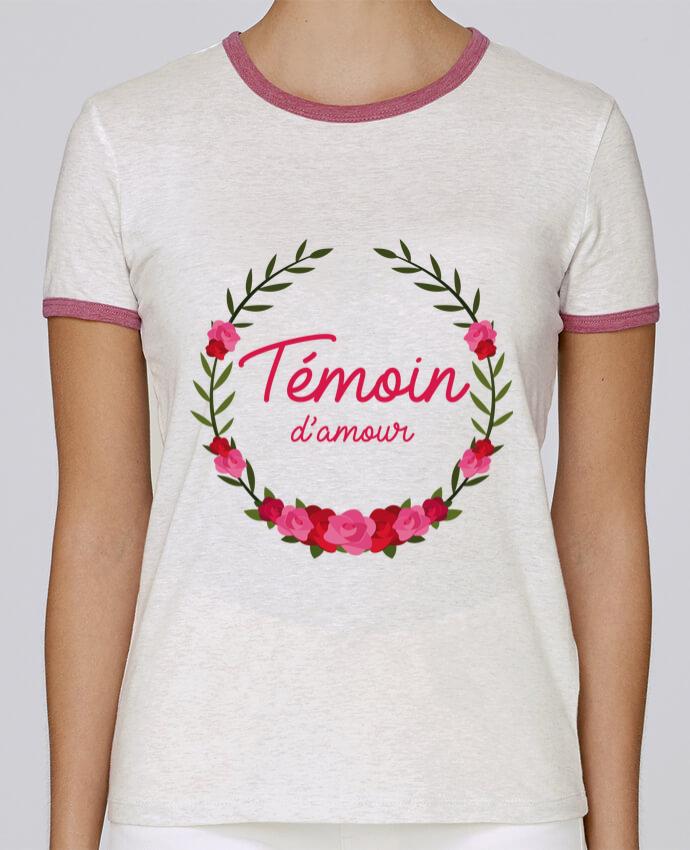 T-shirt Femme Stella Returns Témoin d'amour pour femme par FRENCHUP-MAYO