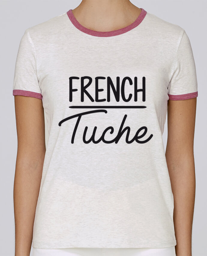 T-shirt Femme Stella Returns French Tuche pour femme par FRENCHUP-MAYO