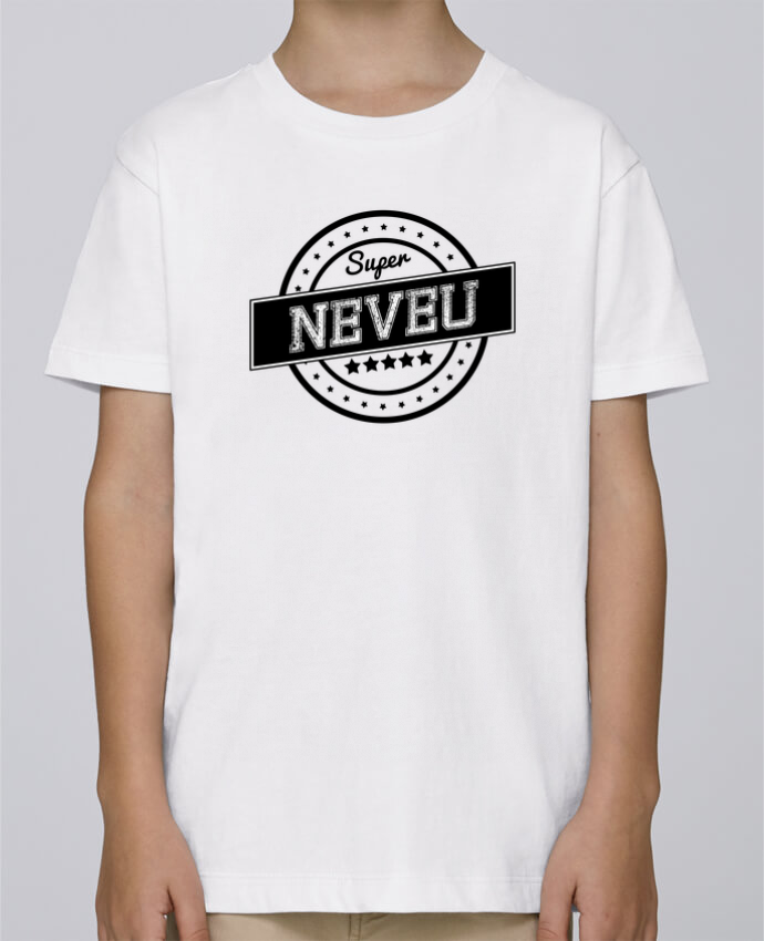 Tee Shirt Garçon Stanley Mini Paint Super neveu par justsayin