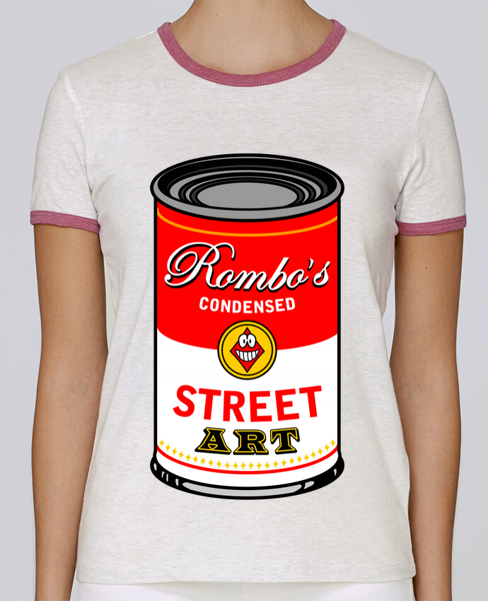Par Femme Street Pour Rombillos Rombos Shirt Art Condensed Sopa Stella Bote T Returns WH2YED9I