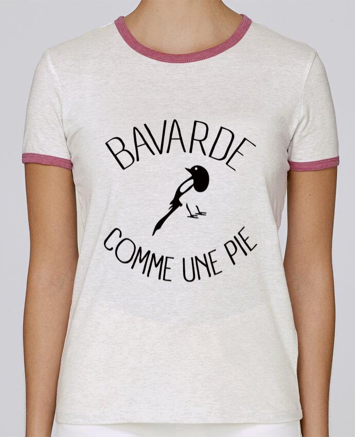 T-shirt Femme Stella Returns Bavarde comme une Pie pour femme par Freeyourshirt.com