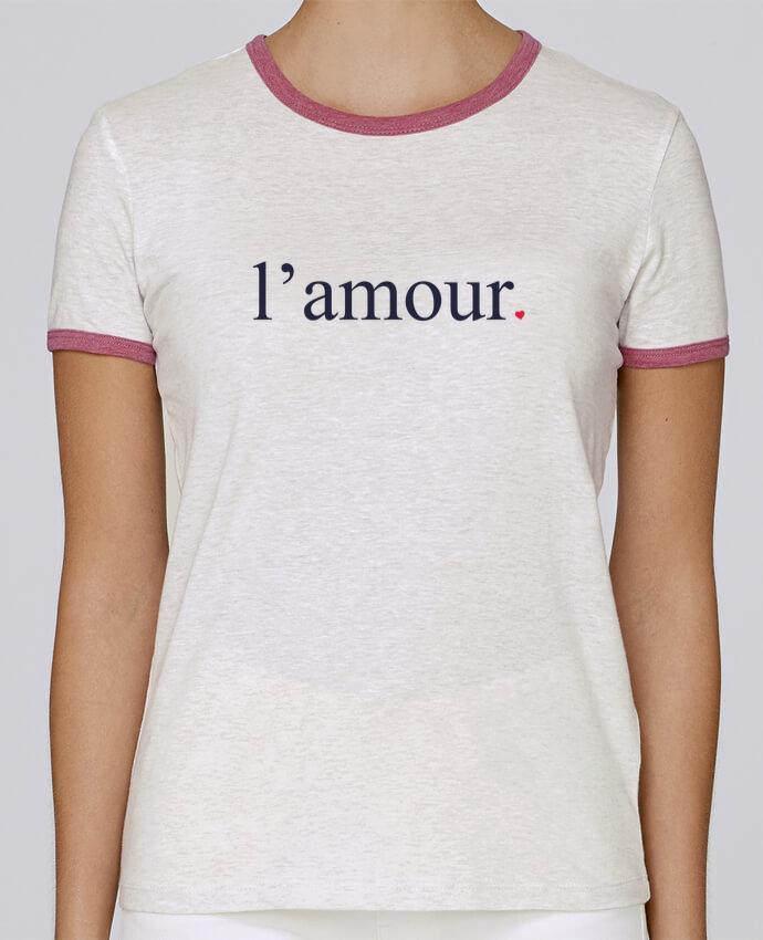 T-shirt Femme Stella Returns l'amour by Ruuud pour femme par Ruuud