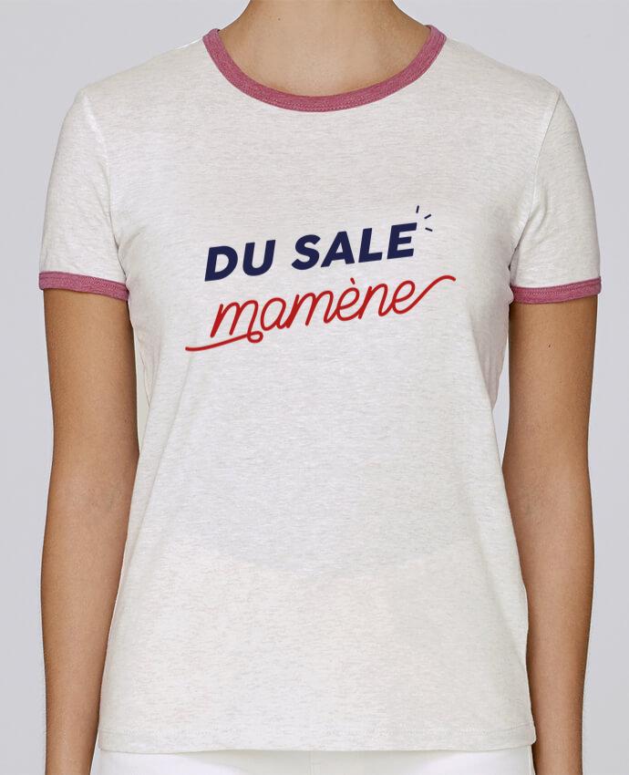 T-shirt Femme Stella Returns du sale mamène by Ruuud pour femme par Ruuud