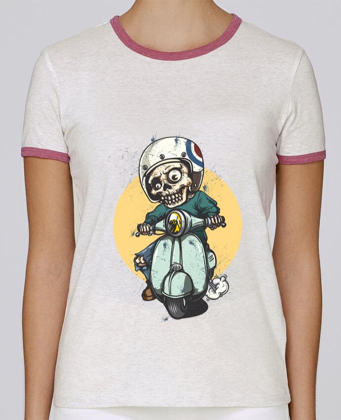 T-shirt Femme Stella Returns art design pour femme par omgraphiste