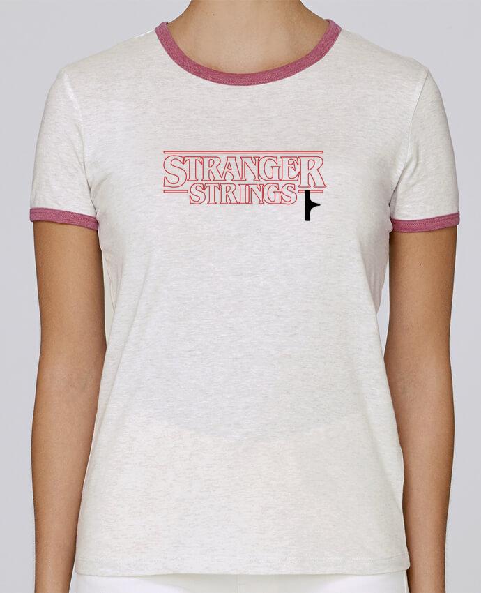 T-shirt Femme Stella Returns Stranger strings pour femme par tunetoo