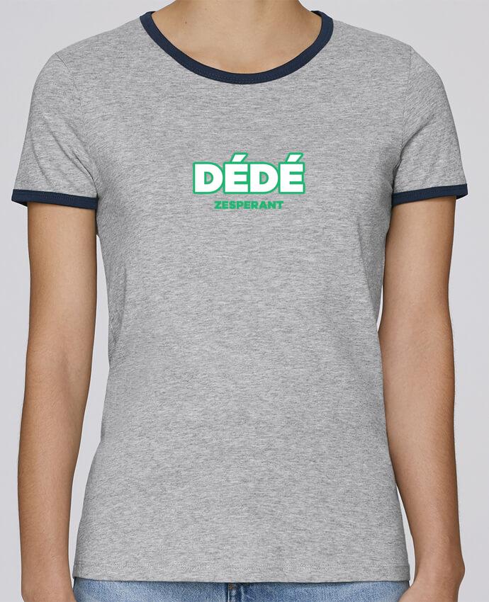 T-shirt Femme Stella Returns Dédé zesperant pour femme par tunetoo