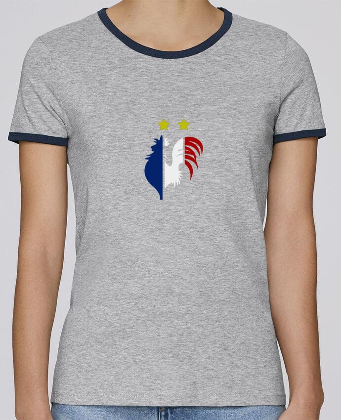 T-shirt Femme Stella Returns Champion du monde 2018 ! pour femme par AkenGraphics
