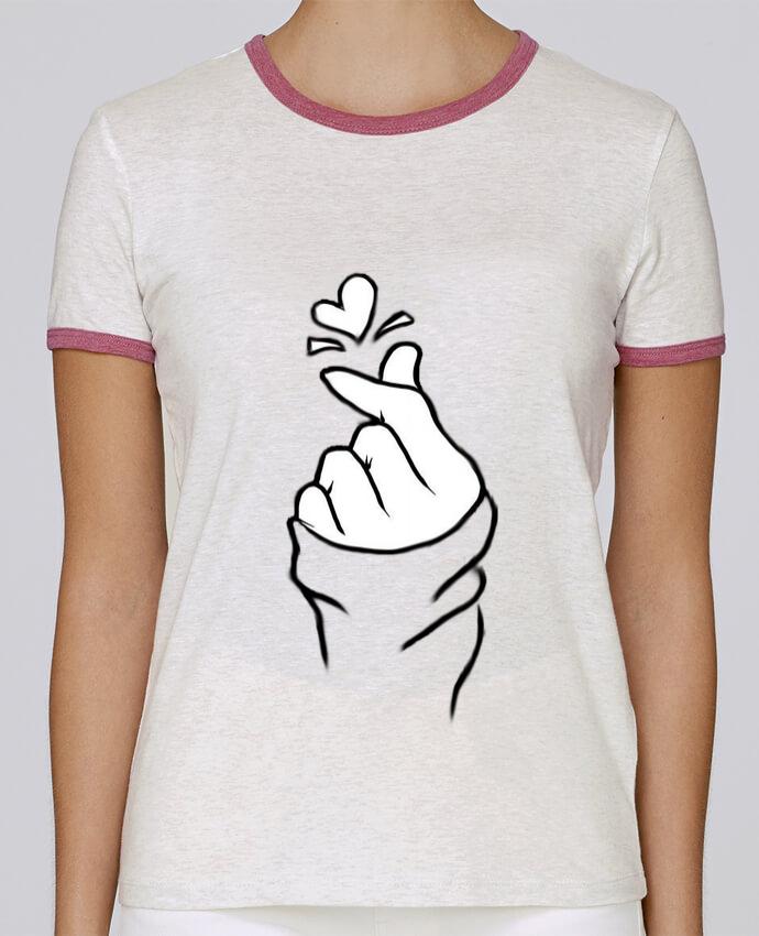 T-shirt Femme Stella Returns love pour femme par DesignMe