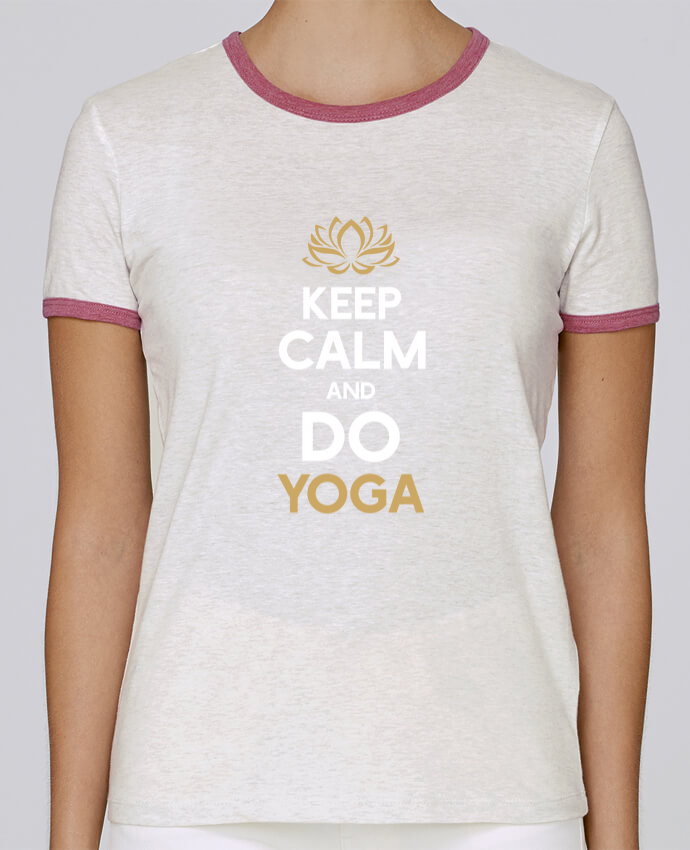 Keep Yoga Shirt Pour Original Calm Returns Par T Femme Stella WYeDbEH29I