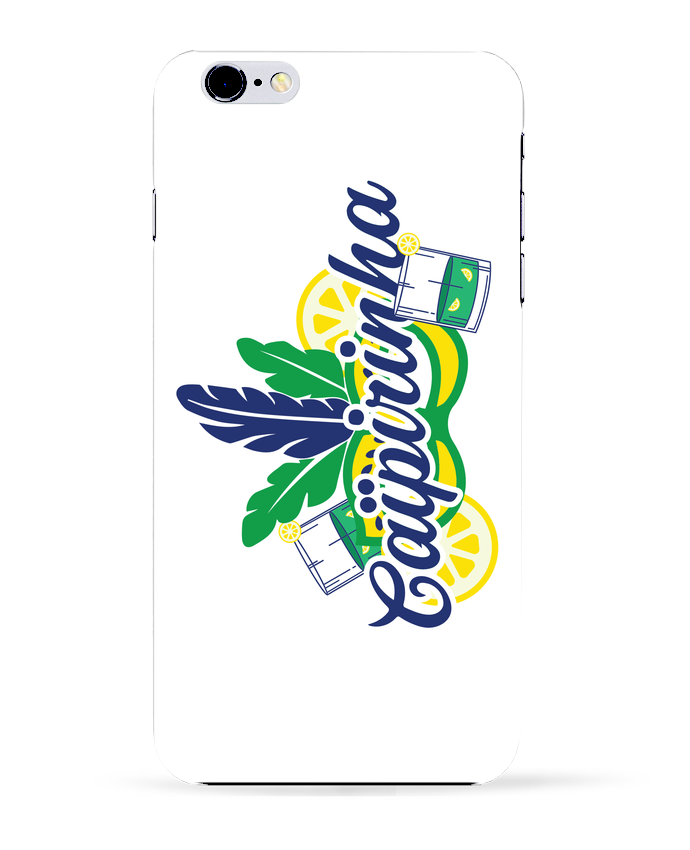 Coque 3D Iphone 6+ Caïpirinha Cocktail Summer de tunetoo