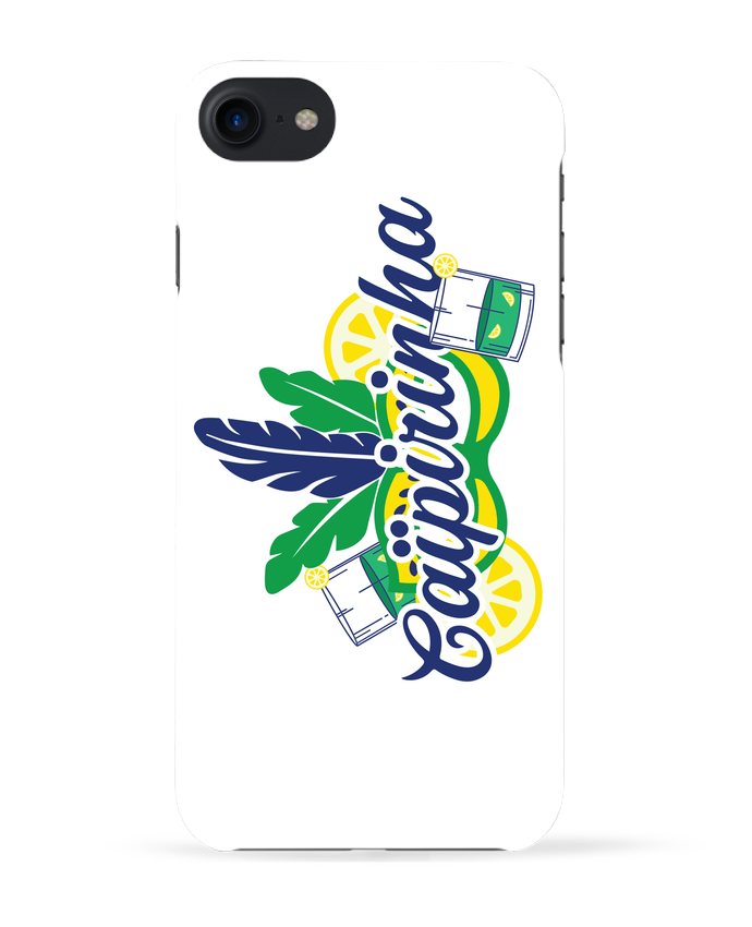 Coque 3D Iphone 7 Caïpirinha Cocktail Summer de tunetoo
