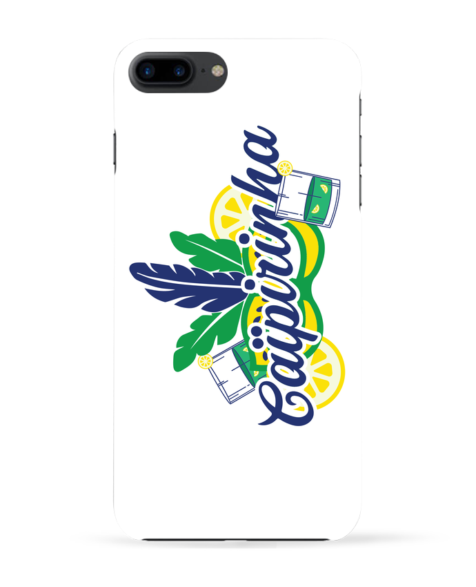 Coque 3D Iphone 7+ Caïpirinha Cocktail Summer par tunetoo