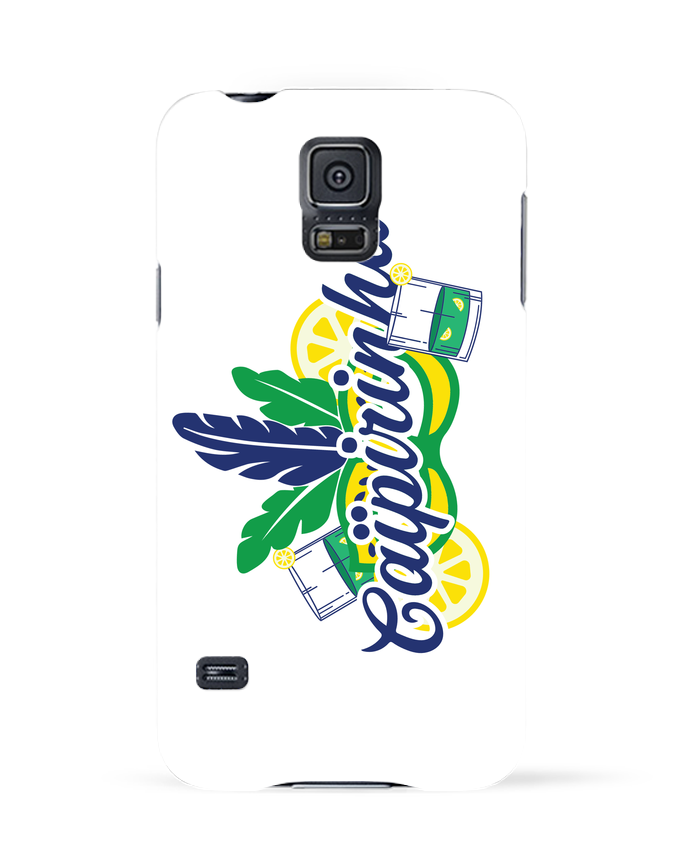 Coque 3D Samsung Galaxy S5 Caïpirinha Cocktail Summer par tunetoo