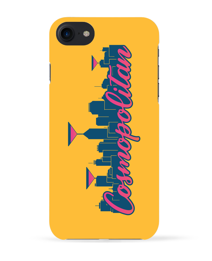 Coque 3D Iphone 7 Cosmopolitan Cocktail Summer de tunetoo