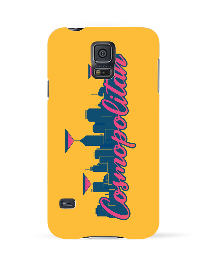 Coque 3D Samsung Galaxy S5 Cosmopolitan Cocktail Summer par tunetoo