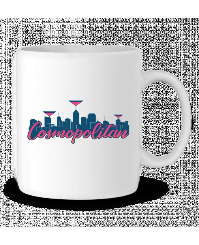 Mug en Céramique Cosmopolitan Cocktail Summer par tunetoo