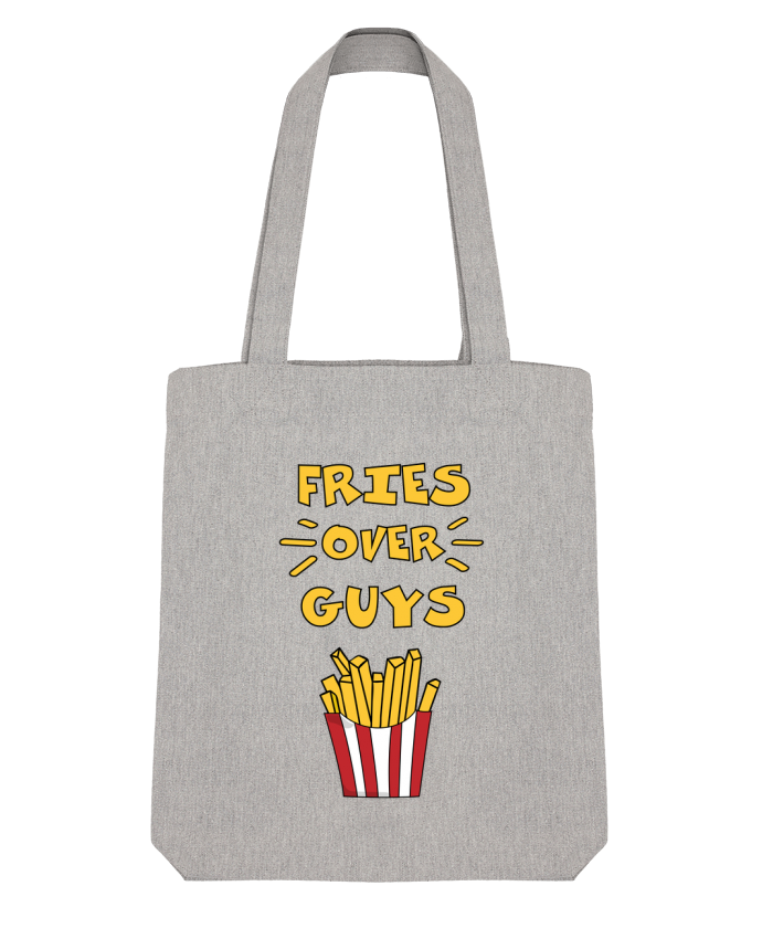 Tote Bag Stanley Stella Fries over guys par tunetoo