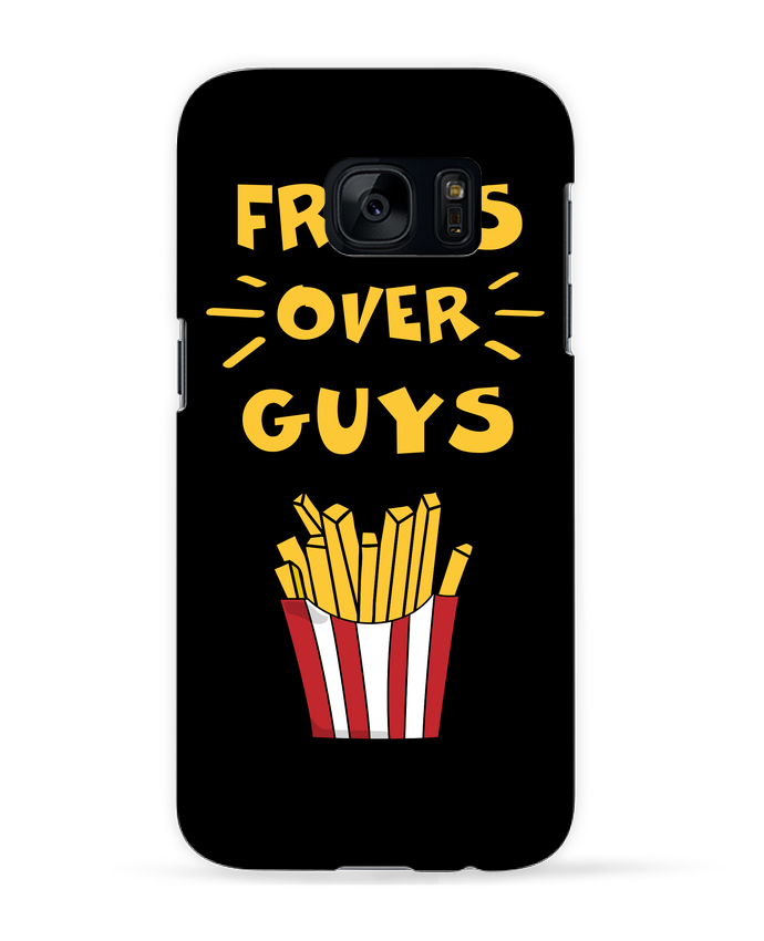Coque 3D Samsung Galaxy S7 Fries over guys par tunetoo