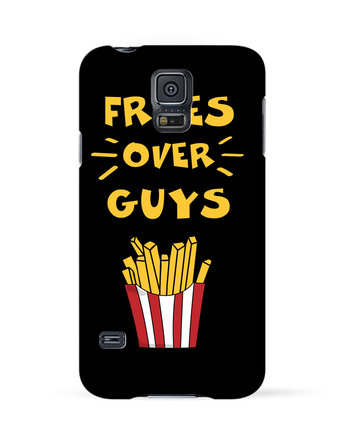 Coque Samsung Galaxy S5 Fries over guys par tunetoo