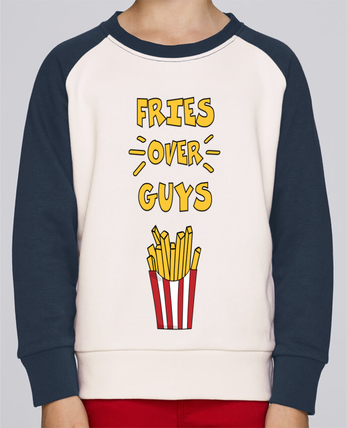 Sweat baseball enfant Fries over guys par tunetoo