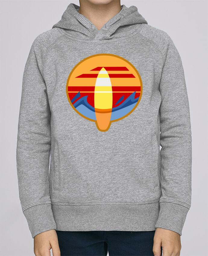Sweat à Capuche Enfant Stanley Mini Base Logo Surf par Tomi Ax
