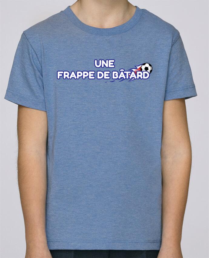 Tee Shirt Garçon Stanley Mini Paint Frappe Pavard Chant par tunetoo
