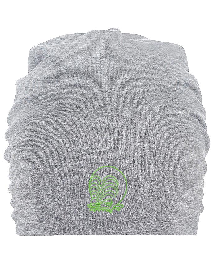 Bonnet oversize en coton Hemsedal Zinzin de l'espace brodé par tunetoo