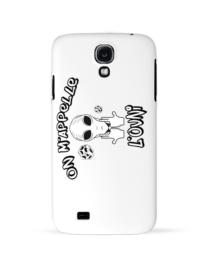 Coque Samsung Galaxy S4 Ovni Jul par tunetoo