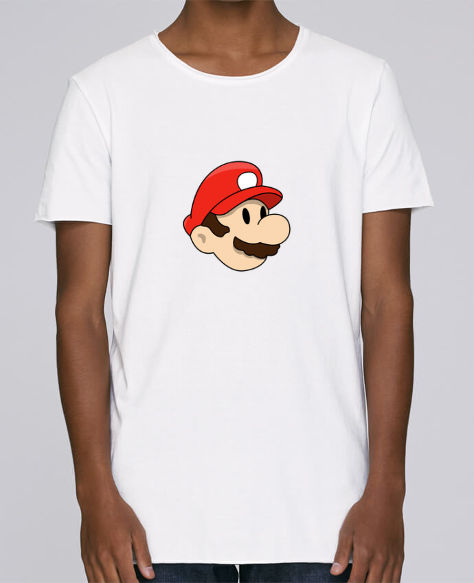 T-shirt Homme Oversized Stanley Skates Mario Duo par tunetoo