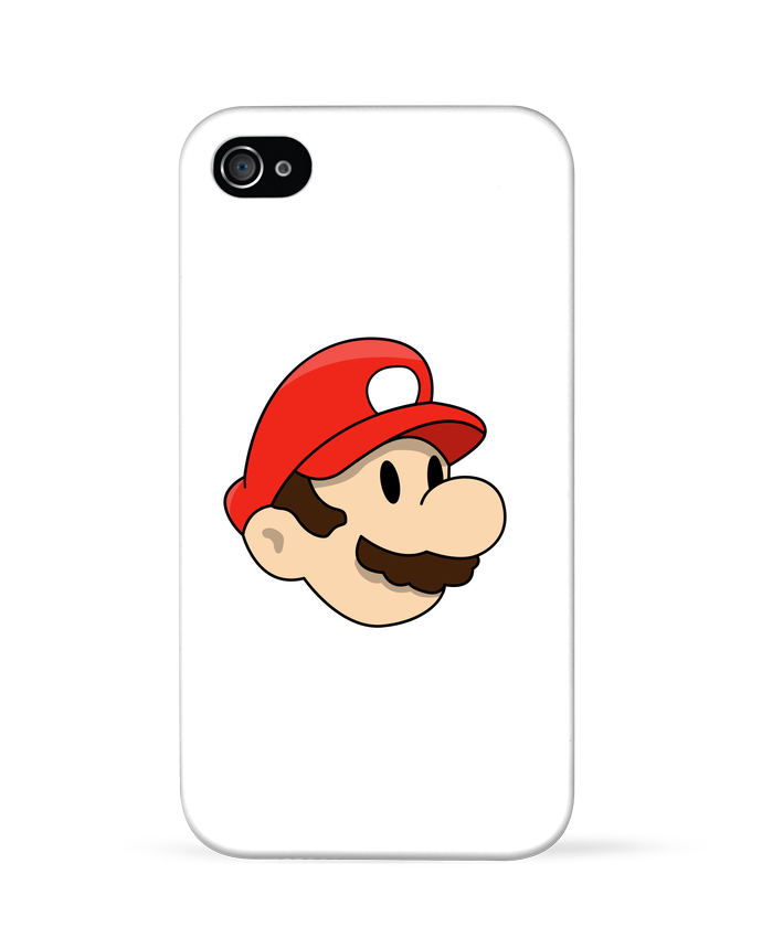 Coque iPhone 4 Mario Duo par  tunetoo